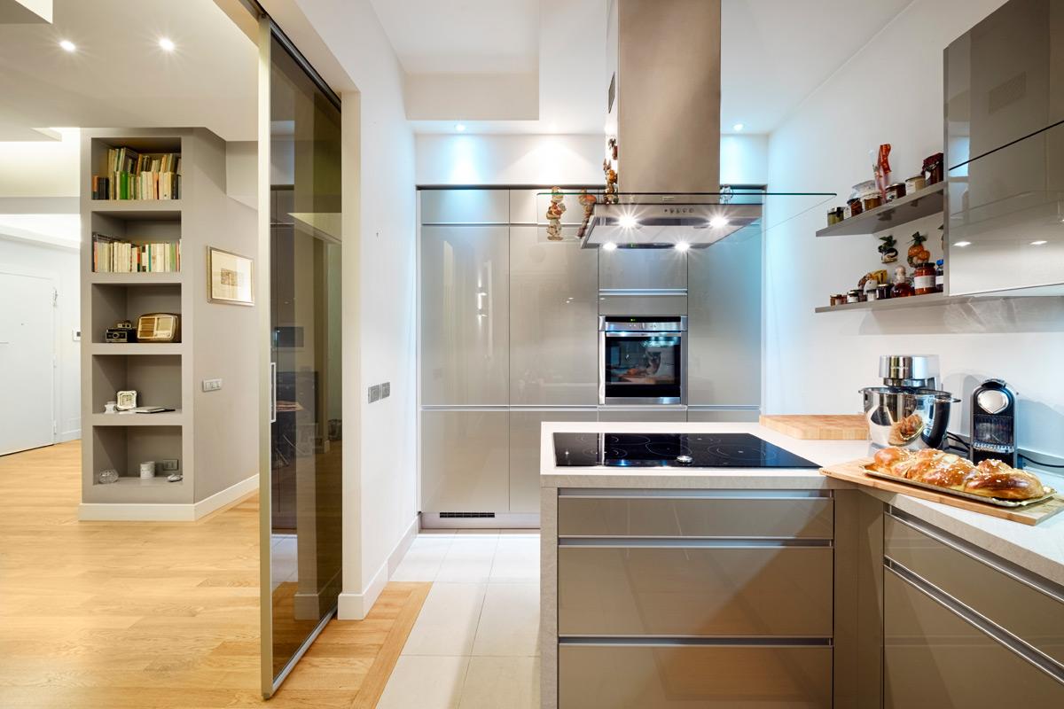 Cucina di Casa Pietralata - officineMAMA - ph Emiliano Vincenti