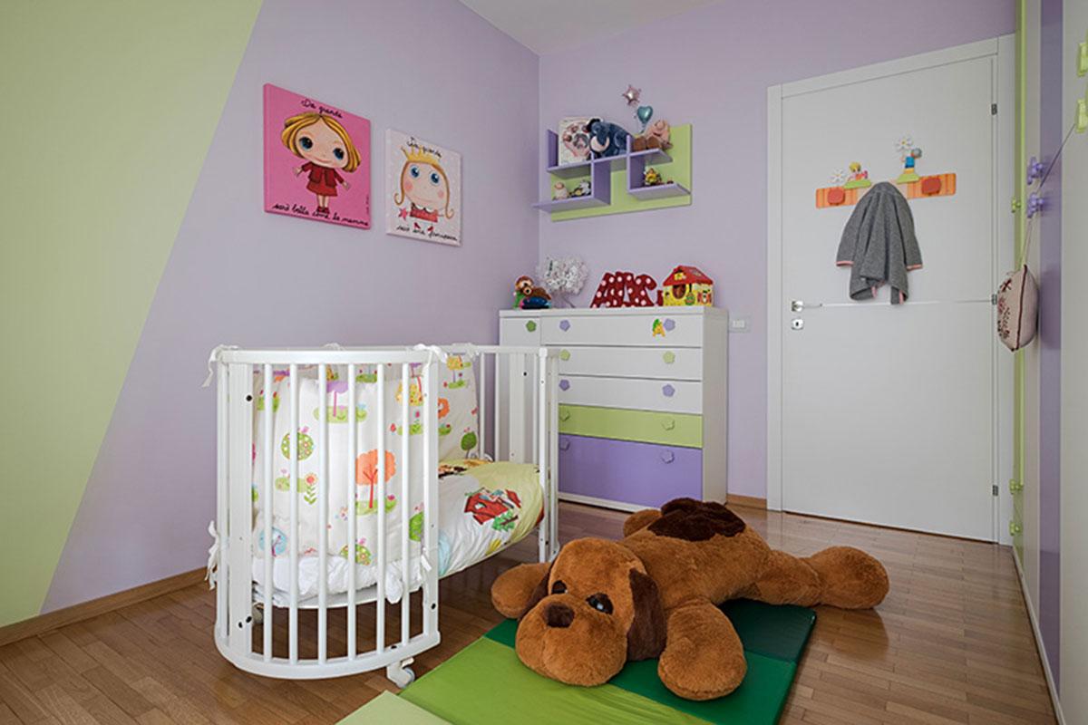 Casa triste camera per bambini officinemama for Camera di bambini