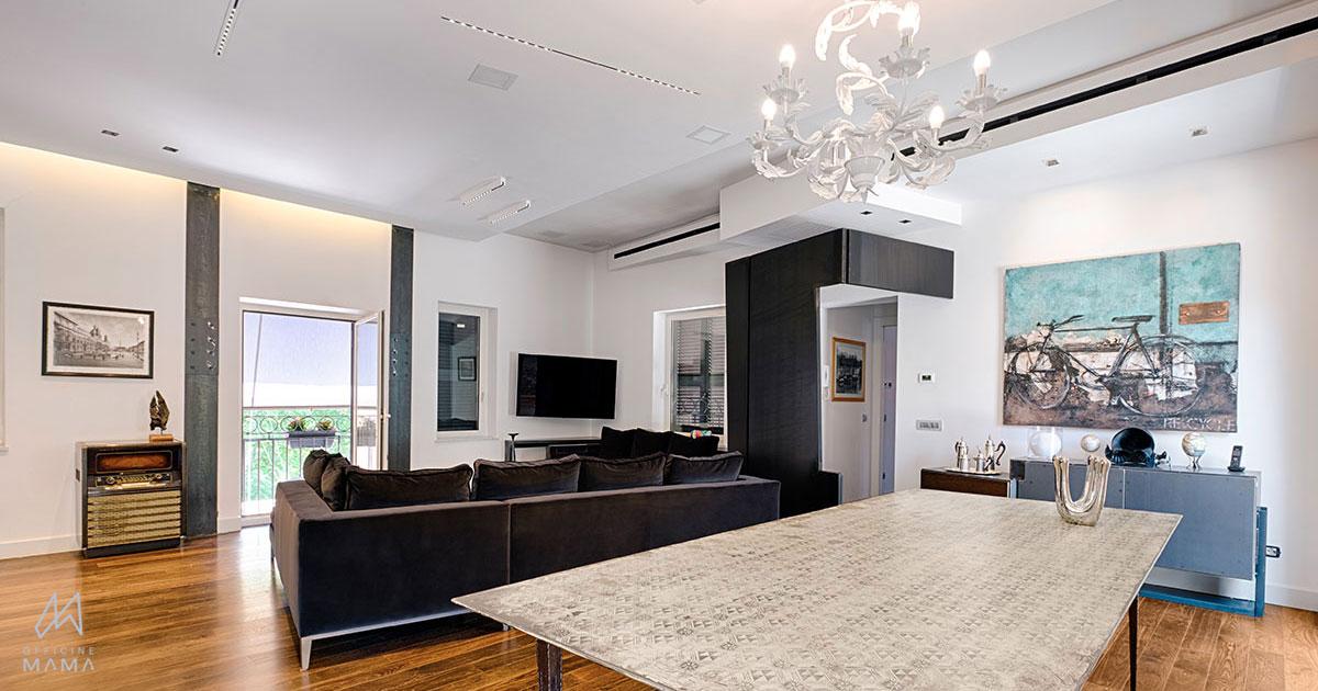 Progetti officinemama architettura interior design - Progetti interior design ...