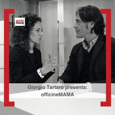 Giorgio Tartaro di ArchimovieTV intervista Laura Marziali di offcinemAMA