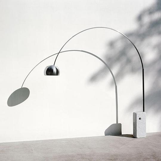 Lampada Arco by Castiglioni